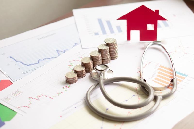 Photo: mortgage checkup
